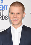 SANTA MONICA, CA - FEBRUARY 25: Actor Lucas Hedges attends the 2017 Film Independent Spirit Awards at the Santa Monica Pier on February 25, 2017 in Santa Monica, California.