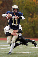 Lourdes  Warriors vs Nanuet Golden Knights football Section 1 &quot;B&quot; Final in Mahopac, NY on Saturday, November 1, 2014.<br /> Lourdes defeated Nanuet by the score of 18 - 14.