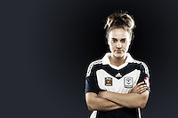 Laura Spiranovic. It has been a breakout season of sorts for Spiranovic, who hardly got a peek in under Vicki Linton, but has rewarded the new coach's faith in her with a clutch of important goals. The striker combines a unique blend of strength and raw speed, making her a nightmare to deal with for any an opposition defender. //  Born in 1991, the younger sister of Socceroo Matt plies her trade with South Melbourne WSC in the Victorian WPL, winning the Golden Boot award in consecutive seasons as well as the 2011 WPL Player of the Year award. //  (Copyright Photo Sydney Low. Text Zee Ko)