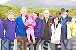 Enjoying the charity walk in aid of the Beaufort gym in Ross Castle on Sunday morning was l-r: Derek, Caroline Chandley, Lorraine, Allissa Gordon, Joe, Colette O'Leary and Jerry Walsh Beaufort.....