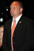 DC United Head Coach Tom Soehn.   At the 6th Annual DC United Awards Presentation ,at the Atlas Performing Arts Center in Washington DC ,Wednesday October 27, 2009.