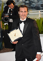 Joaquin Phoenix at the Palme d'Or Awards photocall for the 70th Festival de Cannes, Cannes, France. 28 May 2017<br /> Picture: Paul Smith/Featureflash/SilverHub 0208 004 5359 sales@silverhubmedia.com
