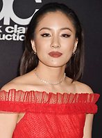 BEVERLY HILLS, CA - NOVEMBER 04: Constance Wu  arrives at the 22nd Annual Hollywood Film Awards at the Beverly Hilton Hotel on November 4, 2018 in Beverly Hills, California.<br /> CAP/ROT/TM<br /> &copy;TM/ROT/Capital Pictures