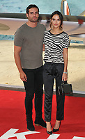 James Dunmore and Lucy Watson at the &quot;Dunkirk&quot; world film premiere, Odeon Leicester Square cinema, Leicester Square, London, England, UK, on Thursday 13 July 2017.<br /> CAP/CAN<br /> &copy;CAN/Capital Pictures /MediaPunch ***NORTH AND SOUTH AMERICAS ONLY***