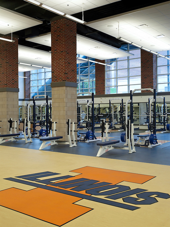 University of Illinois Memorial Stadium | Architect: HNTB