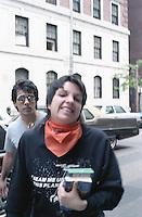 Liza Minnelli & Bodyguard Chuck Zito<br /> 1984 NYC By Jonathan Green