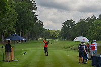 Wichanee Meechai (THA) watches her tee shot on 10 during round 2 of the U.S. Women's Open Championship, Shoal Creek Country Club, at Birmingham, Alabama, USA. 6/1/2018.<br /> Picture: Golffile | Ken Murray<br /> <br /> All photo usage must carry mandatory copyright credit (&copy; Golffile | Ken Murray)