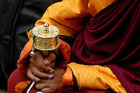 Tibet, the images from the Book Journey Through Color and Time