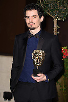 Danien Chazelle<br /> at the 2017 BAFTA Film Awards After-Party held at the Grosvenor House Hotel, London.<br /> <br /> <br /> &copy;Ash Knotek  D3226  12/02/2017
