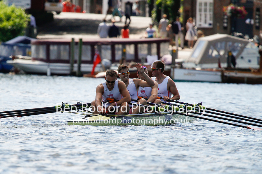 Race: 8 - Event: P. WALES - Berks: 315 LEANDER CLUB 'A' - Bucks: 316 LEANDER CLUB 'B'<br /> <br /> Henley Royal Regatta 2017<br /> <br /> To purchase this photo, or to see pricing information for Prints and Downloads, click the blue 'Add to Cart' button at the top-right of the page.