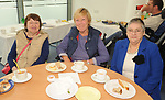 Bridget Enright, Sheila Foley and Sarah Flynn at the opening of the Irish Wheelchair Association new Community Centre at The Reeks Gateway, Killarney on Friday.   Picture: macmonagle.com
