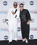 MC Hammer and Psy at The 2012 American Music  Awards held at Nokia Theatre L.A. Live in Los Angeles, California on November 18,2012                                                                   Copyright 2012  DVS / Hollywood Press Agency