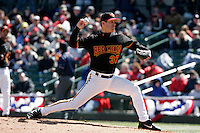 Rochester Red Wings Ryan Glynn during an International League game at Frontier Field on April 8, 2006 in Rochester, New York.  (Mike Janes/Four Seam Images)