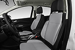 Front seat view of 2017 Ford C-Max SE-Hybrid 5 Door Mini MPV Front Seat  car photos