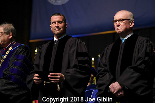 New England Tech commencement in Providence, RI on Sunday, May 5, 2019.(Photo/Joe Giblin)