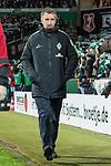 11.02.2018, Weserstadion, Bremen, GER, 1.FBL, SV Werder Bremen vs VfL Wolfsburg<br /> <br /> im Bild<br /> Frank Baumann (Gesch&auml;ftsf&uuml;hrer Fu&szlig;ball Werder Bremen),  <br /> <br /> Foto &copy; nordphoto / Ewert