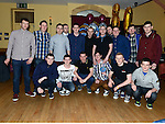 Aaron Reay celebrating his 21st birthday in the thatch with all his friends. Photo:Colin Bell/pressphotos.ie
