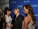 NCIS Cast - Cote de Pablo - Mark Harmon - Perrette Pauley - Brian Dietzen at the CBS Upfront on May 15, 2013 at Lincoln Center, New York City, New York. (Photo by Sue Coflin/Max Photos)