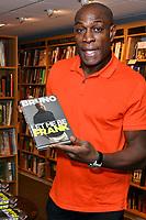 Frank Bruno Book Signing