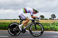Picture by Alex Whitehead/SWpix.com - 07/09/2017 - Cycling - OVO Energy Tour of Britain - Stage 5, The Tendring Stage Individual Time Trial - Tony Martin of Katusha Alpecin in action.