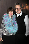 Margo Lion and Bernard Telsey attending the final Broadway Performance after party for HAIRSPRAY ( The winner of Eight Tony Awards, finishing it's run of 2.641 performances as the 19th Longest-running show in Broadway History ) at ARENA in New York City.<br />January 4, 2009<br />© Walter McBride / Retna Ltd.