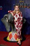 Esmeralda Moya attends to Dumbo premiere at Principe Pio Theatre in Madrid, Spain. March 27, 2019. (ALTERPHOTOS/A. Perez Meca)