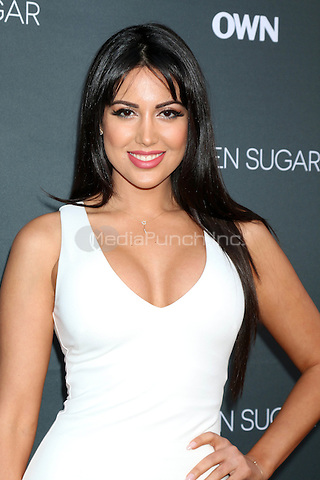 BURBANK, CA - AUGUST 29: Estrella Nouri<br />