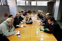 Genova: incontro dei sindacati con i vertici di Fincantieri.