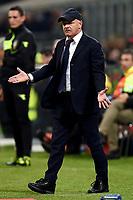 Giuseppe Iachini of Empoli <br /> Milano 22-02-2019 Stadio Giuseppe Meazza in an Siro Football Serie A 2018/2019 AC Milan - Empoli <br /> Foto Image Sport / Insidefoto