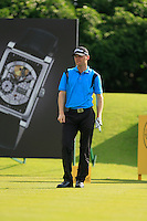 Michael Hoey (NIR) on the 11th tee during Round 3 of the Maybank Malaysian Open at the Kuala Lumpur Golf & Country Club on Saturday 7th February 2015.<br /> Picture:  Thos Caffrey / www.golffile.ie
