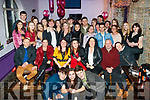 Amy Roche who celebrated her 18th Birthday with family and friends in the Greyhound on Thursday night.