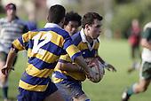 Carl Stephens . Counties Manukau Premier Club Rugby, Patumahoe vs Manurewa played at Patumahoe on Saturday 6th May 2006. Patumahoe won 20 - 5.