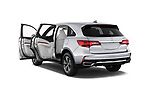 Car images close up view of 2017 Acura mdx Base 5 Door SUV doors