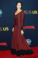 LOS ANGELES - SEP 25: Mandy Moore at the Premiere of NBC's 'This Is Us' Season 3 at Paramount Studios on September 25, 2018 in Los Angeles, California