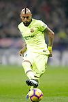 Futbol Club Barcelona's Arturo Vidal during La Liga match. November 24,2018. (ALTERPHOTOS/Alconada)