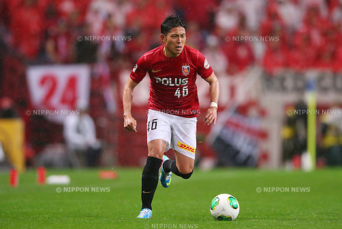 Ryota Moriwaki (Reds),.APRIL 6, 2013 - Football / Soccer : .2013 J.LEAGUE Division 1, 5th Sec .match between Urawa Reds 2-1 Jubilo Iwata.at Saitama Stadium 2002, Saitama, Japan. (Photo by AFLO SPORT) [1156]