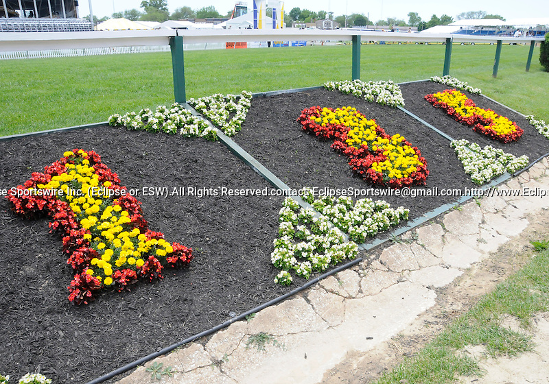 10 May 15: Scenes from around the track on Preakness Day at Pimlico Race Track in Baltimore, Maryland.