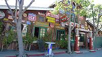 CARMEL - APR 29: Baja Cantina Restaurant in Carmel Valley, California on April 29, 2011.
