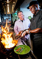 "Steven Micheletti  takes a cautiously optimistic approach to growth looking for ""near perfect"" opportunities for their southwest flavored restaurant that operated in four states. He checks in with Chef Maurice Bell at his new restaurant at 16th Street and Bethany Home Road."