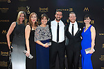 LOS ANGELES - APR 29: Rock The Park, Jack Steward, Colton Smith, Colleen Needles Steward, Jane E. Durkee, Shannon Keenan Demers, Heidi Ruen at The 43rd Daytime Creative Arts Emmy Awards Gala at the Westin Bonaventure Hotel on April 29, 2016 in Los Angeles, California