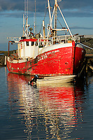 Fishing Trawler, Hofn, Iceland