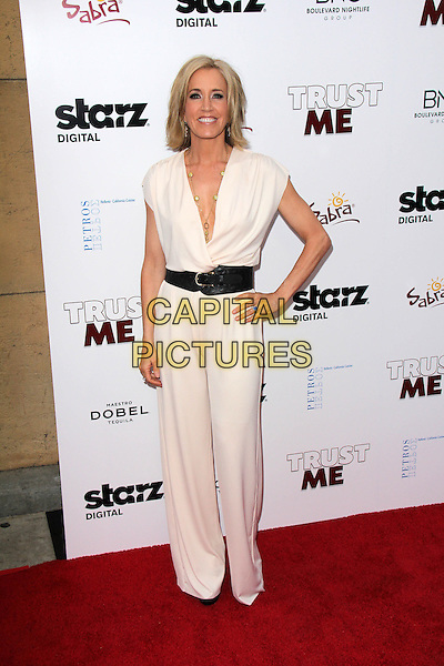 HOLLYWOOD, CA - May 22: Felicty Huffman at the &quot;Trust Me&quot; Special Screening, Egyptian Theater, Hollywood,  May 22, 2014.  <br /> CAP/MPI/JO<br /> &copy;Janice Ogata/MediaPunch/Capital Pictures