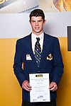 All Rounder Michael Poole from Auckland Grammar School. ASB College Sport Auckland Secondary School Young Sports Person of the Year Awards held at Eden Park on Thursday 12th of September 2009.
