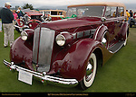 1937 Packard 1502 Dietrich Convertible Sedan, Pebble Beach Concours d'Elegance