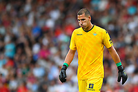 Joel Robles of Real Betis during AFC Bournemouth vs Real Betis, Friendly Match Football at the Vitality Stadium on 3rd August 2018