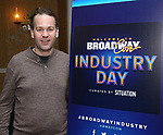Mike Birbiglia attends Industry Day during Broadwaycon at New York Hilton Midtown on January 11, 2019 in New York City.
