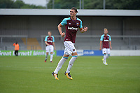 west hams julian kristoffersen during Barnet vs West Ham United, Friendly Match Football at the Hive Stadium on 15th July 2017