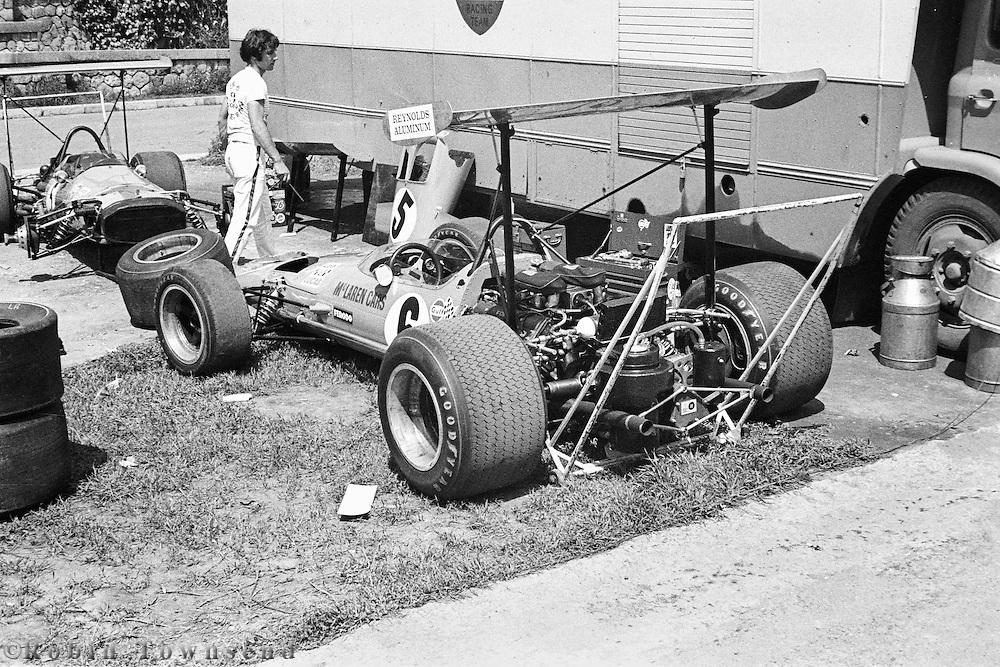 1969 Formula 1 Spanish Grand Prix Robin Townsend Photography