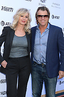 PALM SPRINGS - JAN 4:  Eileen Davidson, Vince Van Patten at the Variety's Creative Impact Awards and 10 Directors to Watch Brunch at the Parker Palm Springs on January 4, 2019 in Palm Springs, CA