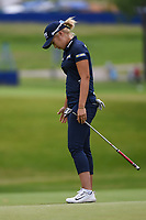 Jeongeun6 Lee (KOR) reacts to her putt on 2 during the round 2 of the KPMG Women's PGA Championship, Hazeltine National, Chaska, Minnesota, USA. 6/21/2019.<br /> Picture: Golffile | Ken Murray<br /> <br /> <br /> All photo usage must carry mandatory copyright credit (© Golffile | Ken Murray)
